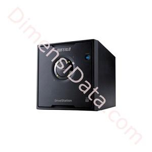Picture of BUFFALO DriveStation Quad USB 3.0 8TB [HD-QL8TU3R5]